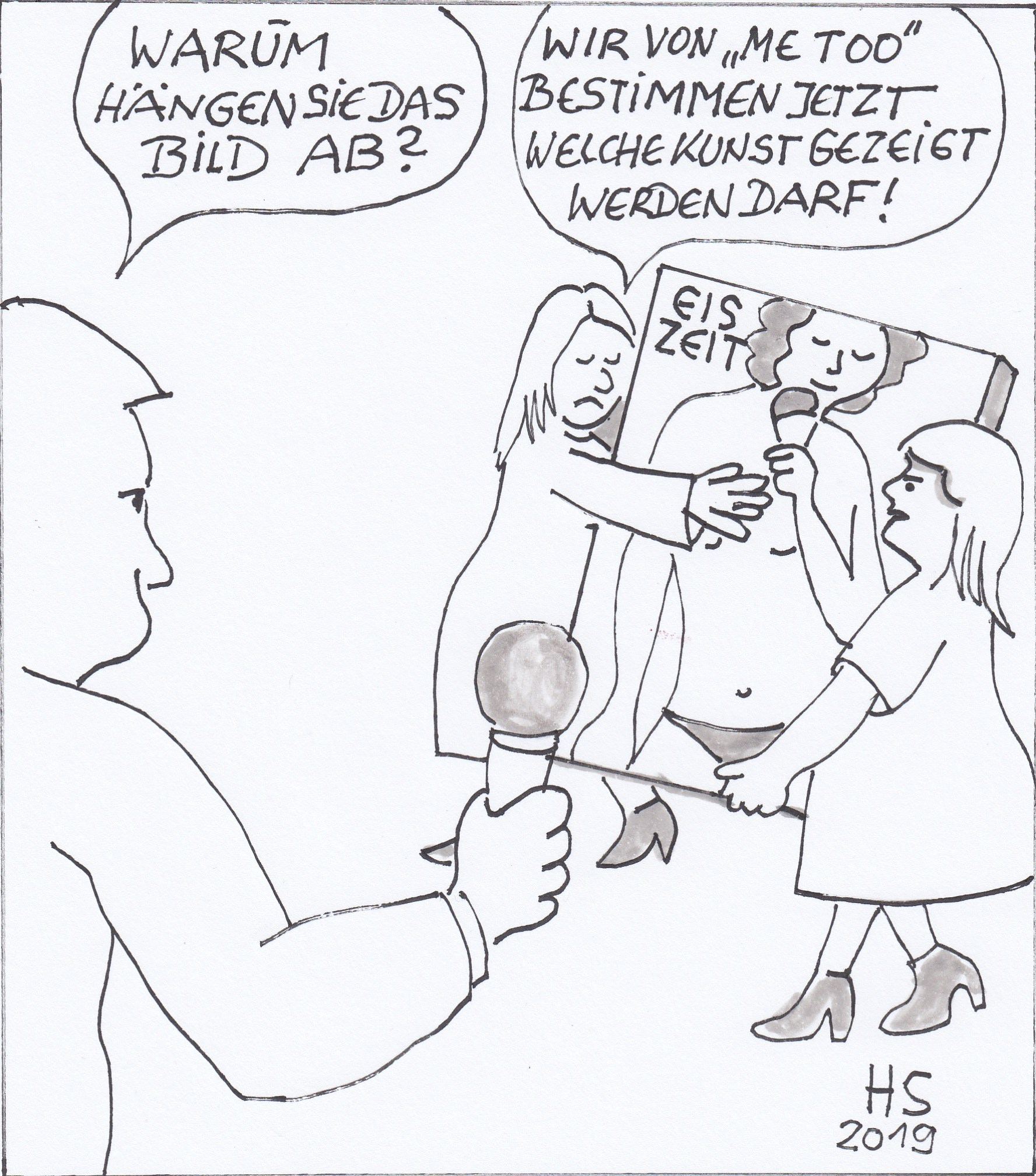 Cartoon Nr. 2
