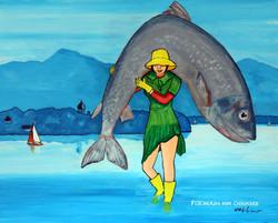 D' Fischerin vom Chiemsee