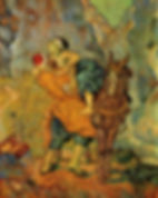 O Bom Samaritano - Vicent Van Gogh