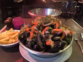 Restaurant Maritime, Antwerpen