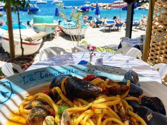La Tonnarella, Amalfi Italia