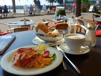 Corner Café , Lindau Germany