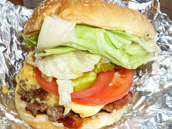 Five Guys Burgers and Fries, Tronto