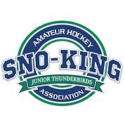 SnoKing  Hockey Logo