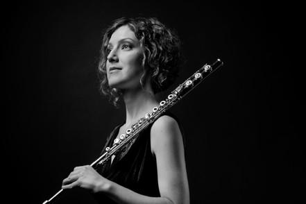 Naama Neuman flute Jonathan Bloom Photography