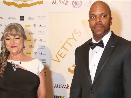 Guardian Angels Medical Service Dogs Wins 2018 Academy of United States Veterans 'VETTY' Award