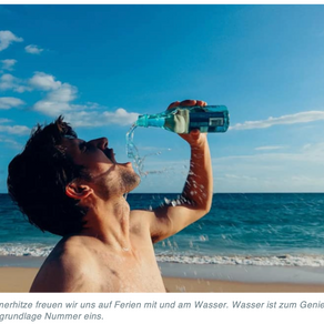 Wasser: Gefährdet wertvolles Gut