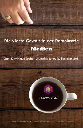 Dialogabend: Demokratie & die 4. Gewalt