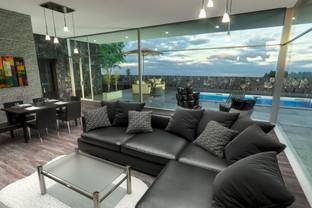 Render Sofa Salon
