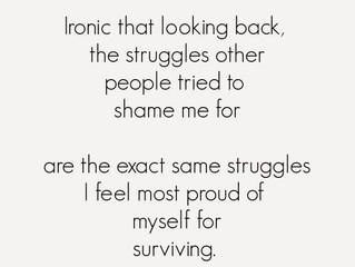 Struggles Make You Stronger