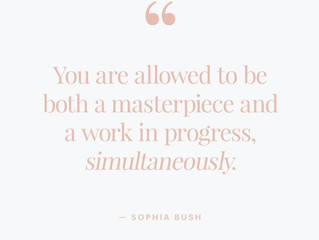 You are His Masterpiece
