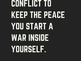 Conflict or Peacemaker?