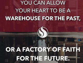 A Warehouse or a Factory