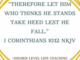 Take heed...