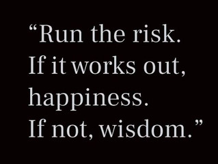 The Risk of Wisdom