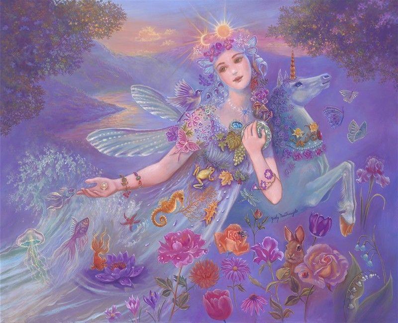 Beautiful Artwork by Judy Mastrangelo