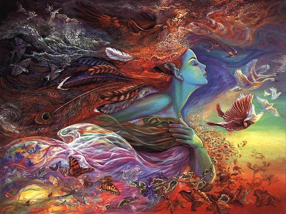 Beautiful Art by Josephine Wall