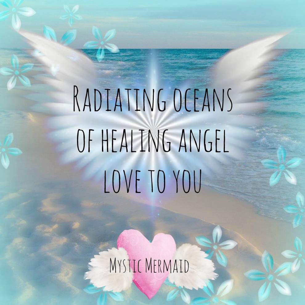 Radiating the Love of Angels