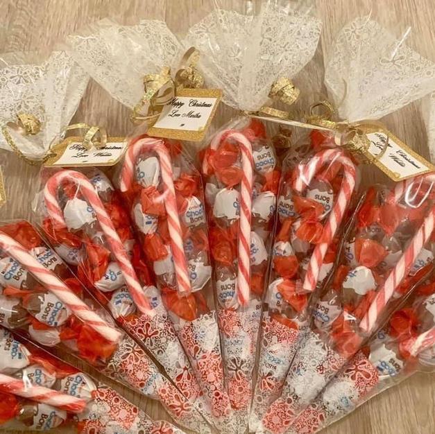 Chocolate Cones (Kinder Choco Bons)   £3.00 each