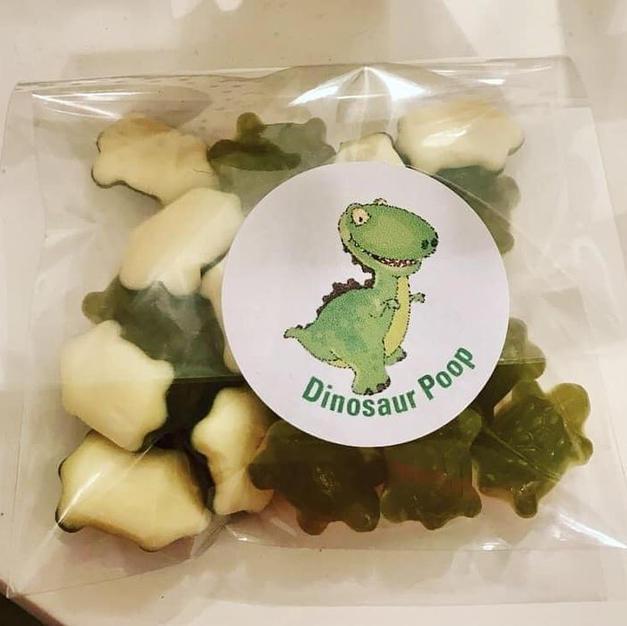 Dinosaur Poop  £1.50 each