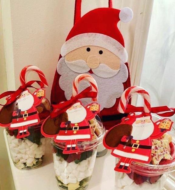 Santa Shakes