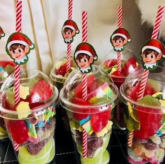Mr Elf Sweet Shakes