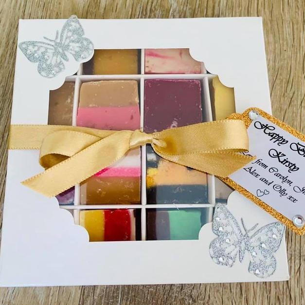 Mixed Fudge Boxes £8.00