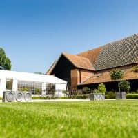 ELMS BARN WEDDING VENUE