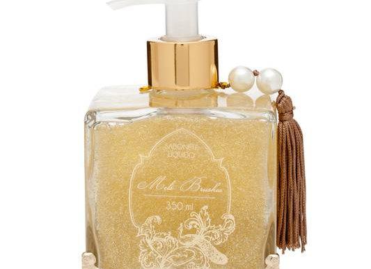 Sabonete Luxo com Glitter Cereja e Avela 350 ml