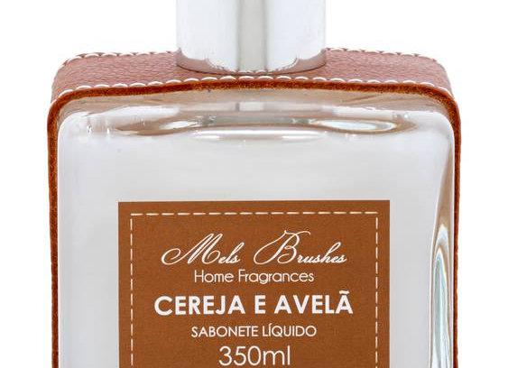 Sabonete Luxo Cereja e avela Perolado  350 ml