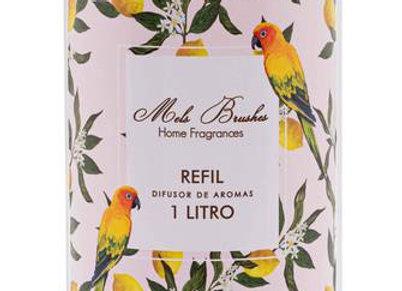 Refil Difusor de Aromas Capim Limão 1L