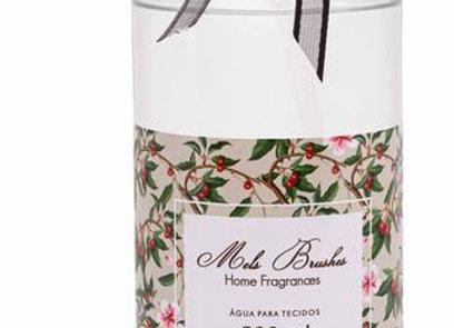Agua Perfumada para Tecidos Cereja & Avelã 500 ml