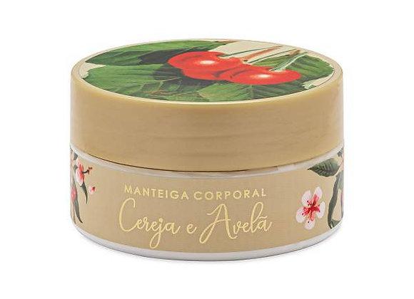 Manteiga Corporal Cereja e Avelã - 200g