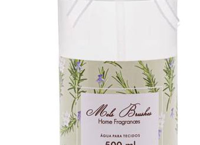Agua Perfumada para Tecidos Alecrim 500 ml