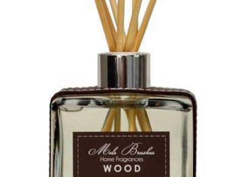 Difusor Luxo Wood 350ml Couro