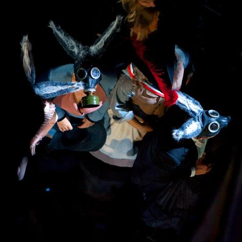 ROSENKAVALIER // Stuttgart // Regie: Stefan Herheim // 2009