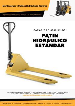 Patín Hidráulico