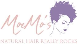 MoeMo's Naural Hair Really Rocks