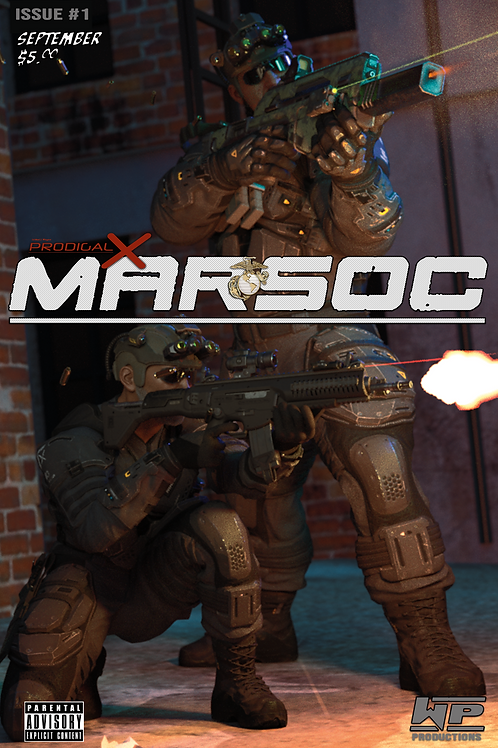 MARSOC Issue 1