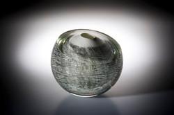 Net Work (white sphere), 2011