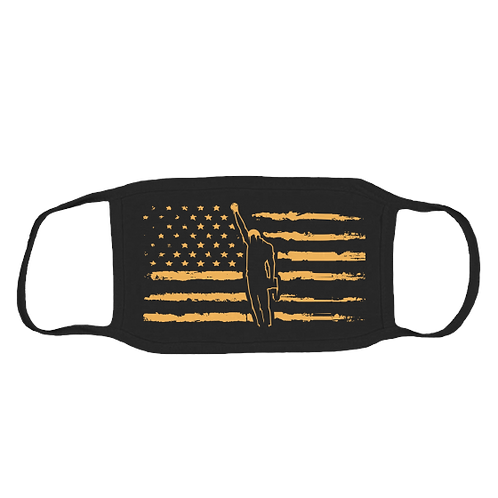 United We Stand // Face Mask
