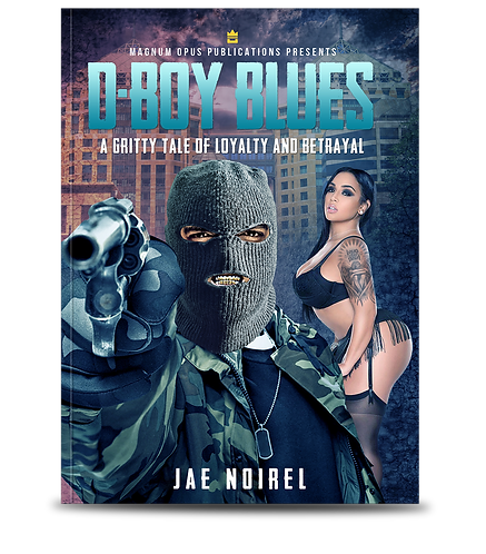 D-Boy Blues: A Gritty Tale of Loyalty and Betrayal