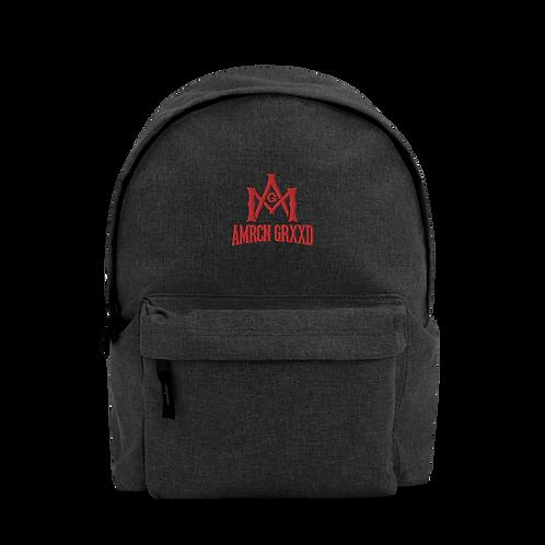 Amrcn Grxxd // Backpack