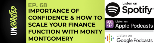 Importance of Confidence and How to Scale Your Finance Function