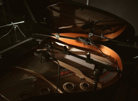 New Recording Studio with Grand Piano in London and Essex