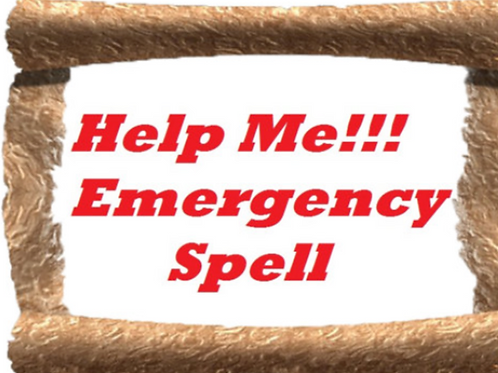 Emergency Casting