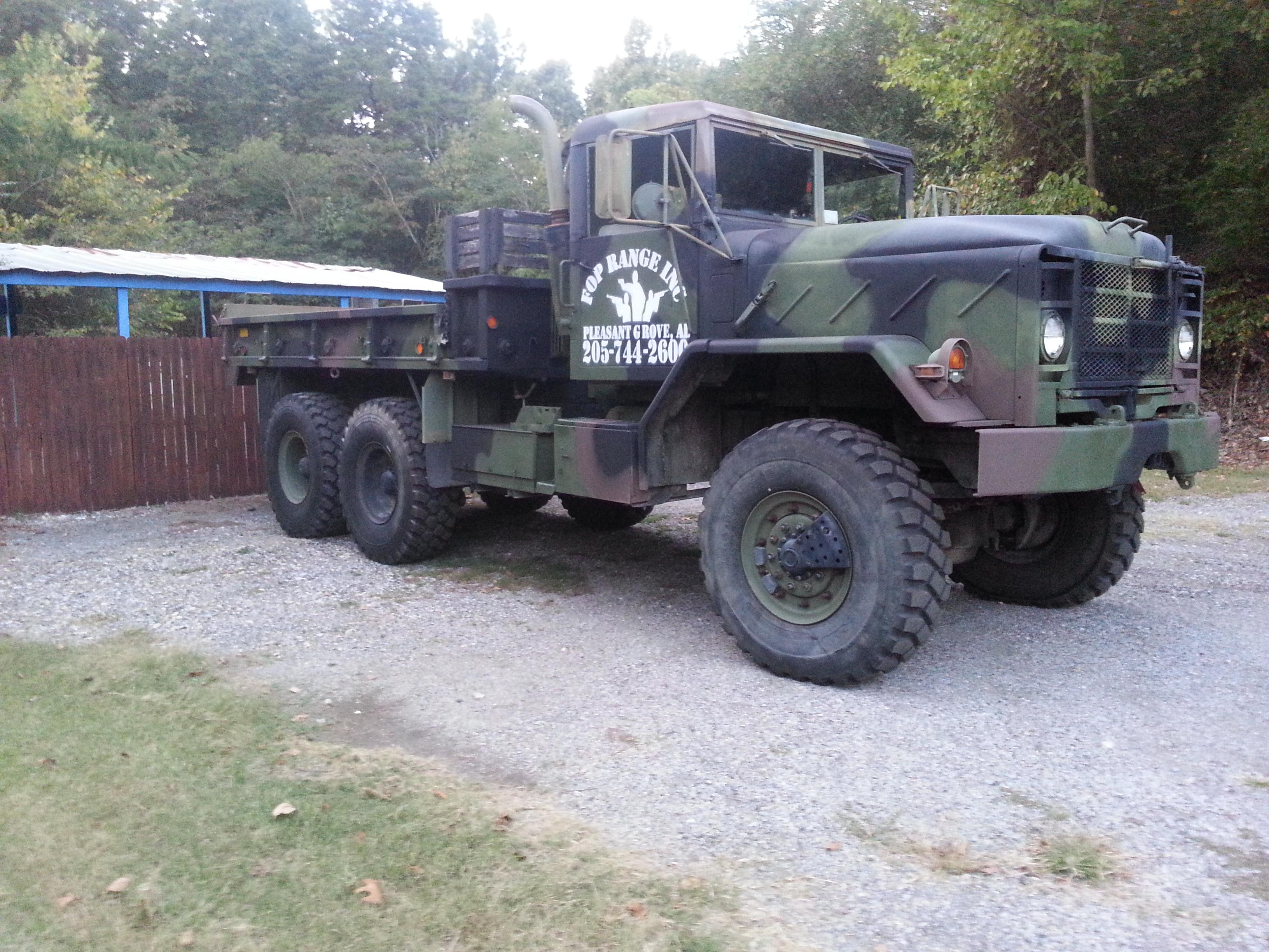 Range Truck