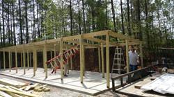 Rimfire range construction