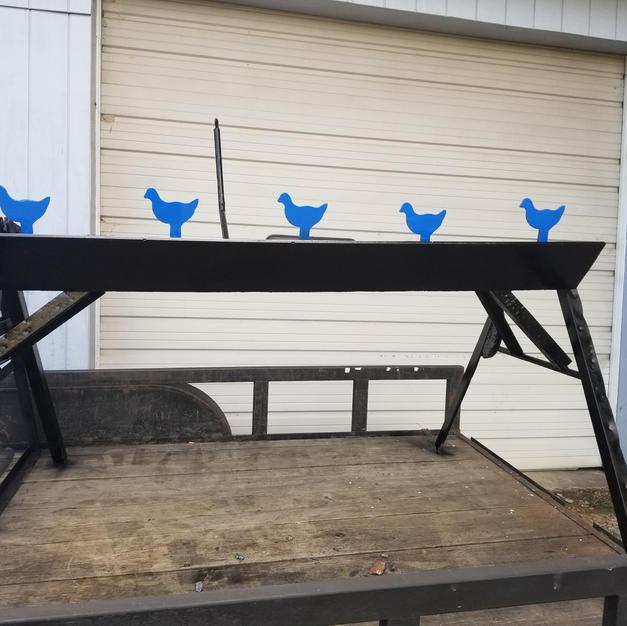 Chicken rack