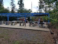Rifle range construction